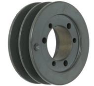 2/3V6.90 QD Sheave | Jamieson Machine Industrial Supply Co.