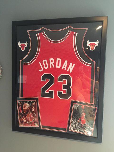 timeless design 68822 17e1b Most Popular Jerseys Framed in 2016 - SportsDisplays.com