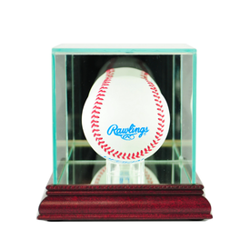 This baseball display case is the best way to hold your prized baseball
