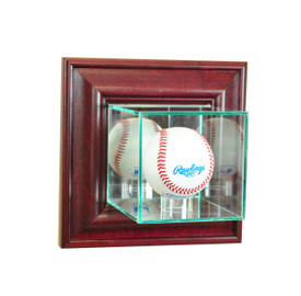 This wall baseball display case is the best way to hold your prized baseball