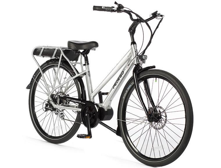 Pedego City Commuter Mid-Drive