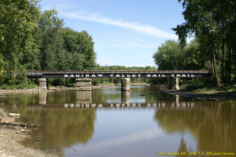 Saginaw Valley Rail Trail - Eddie Gross