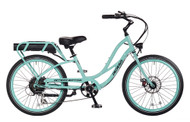Pedego Step-Thru Interceptor - Seafoam