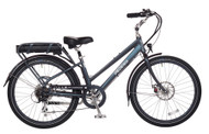 Pedego Step-Thru City Commuter - Steel Blue Frame