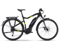 Haibike Sduro Trekking 4.0 High-Step Electric Mountain Bike