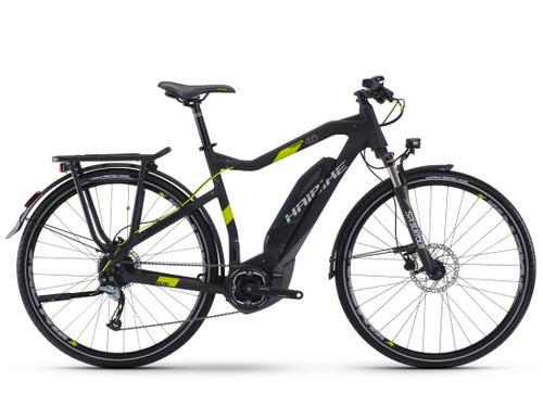 Haibike Sduro Trekking 4.0 High-Step Electric Mountain Bike