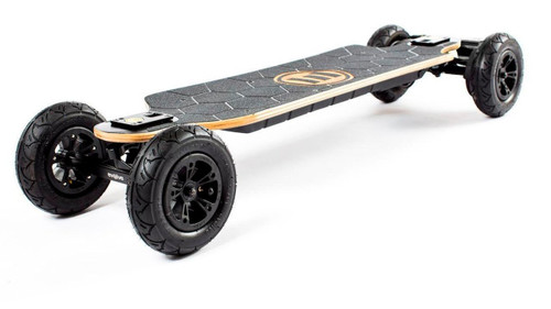 Evolve GTX Bamboo 2 in 1 Electric Skateboard