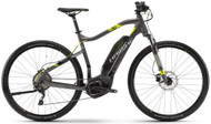 2018 Haibike Sduro Cross 4.0 High-Step Electric Mountain Bike
