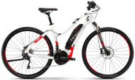 2018 Haibike Sduro Cross 6.0 Low-Step Electric Mountain Bike