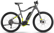 2018 Haibike Sduro Cross 9.5 High-Step Electric Mountain Bike