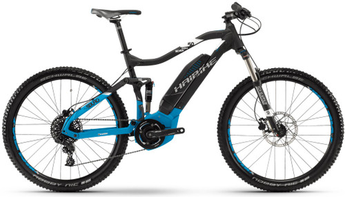 2018 Haibike Sduro FullSeven 5.0 Electric Mountain Bike