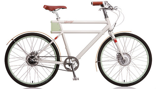 2018 Faraday Porteur Electric Bike