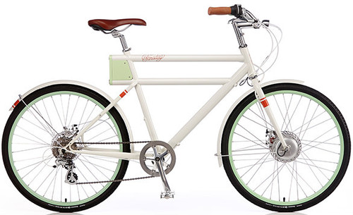 2018 Faraday Porteur S Electric Bike