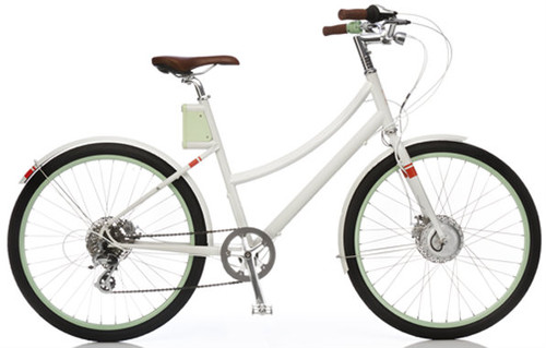 2018 Faraday Cortland S Electric Bike