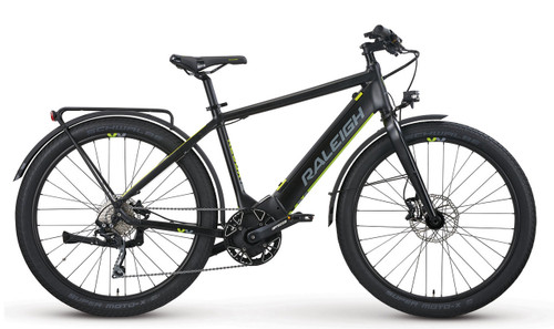 2018 Raleigh Redux IE Step Over Electric Bike