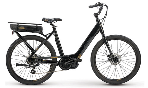 2018 Raleigh IE Sprite Step Thru - Black