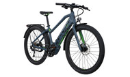 2018 iZip E3 Moda Step Thru Electric Bike - Grey