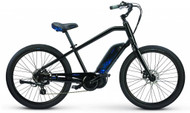 2018 iZip E3 Zuma Step Over Electric Bike - Black