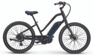 2018 iZip E3 Zuma Step Thru Electric Bike - Black