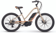2018 iZip E3 Zuma Step Thru Electric Bike - Grey