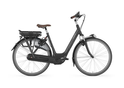 2018 Gazelle Arroyo Electric Bike - Black