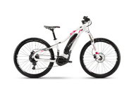2018 Haibike Sduro HardLife 2.0 Women's Electric Mountain Bike