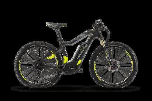 2018 Haibike Sduro HardSeven Carbon 8.0 Electric Mountain Bike