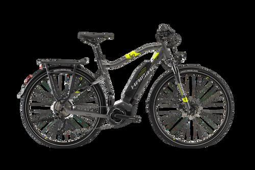 2018 Haibike Sduro Trekking 4.0 High-Step Electric Mountain Bike