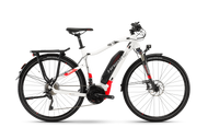 2018 Haibike Sduro Trekking 6.0 High-Step Electric Mountain Bike