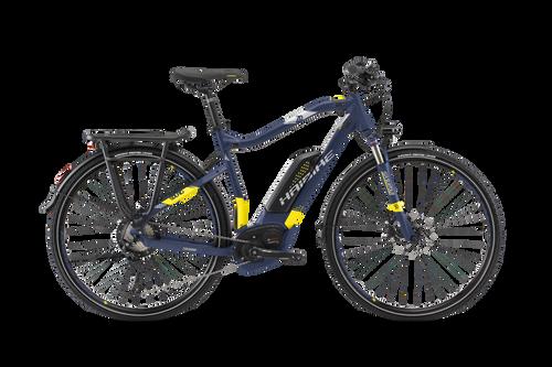 2018 Haibike Sduro Trekking 7.0 High-Step Electric Mountain Bike