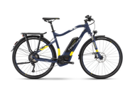 2018 Haibike Sduro Trekking 7.0 High-Step Electric Mountain Bike