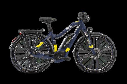 2018 Haibike Sduro Trekking 7.0 Low-Step Electric Mountain Bike