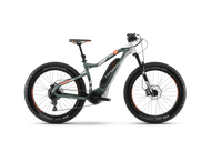 2018 Haibike Xduro FatSix 8.0 Electric Mountain Bike
