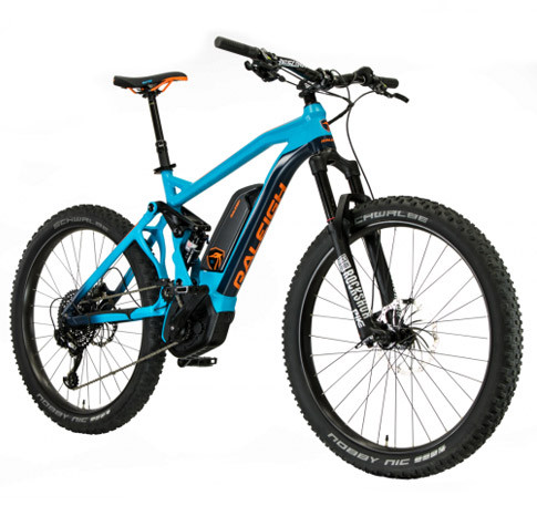 2018 Raleigh Kodiak Pro IE Electric Mountain Bike