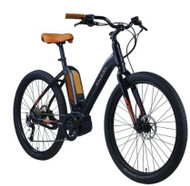 Raleigh Venture iE Step Thru - Black