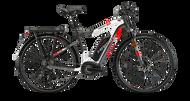 2018 Haibike Sduro Trekking S 9.0 High-Step Electric Mountain Bike