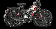 2018 Haibike Sduro Trekking S 9.0 Low-Step Electric Mountain Bike