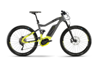 2018 Haibike Sduro FullSeven 9.5 Electric Mountain Bike