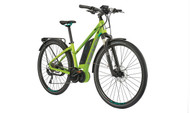 2019 iZip E3 Dash Step Over Electric Bike - Lime