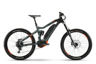 2019 Haibike Xduro Dwnhll 8.0 Electric Mountain Bike