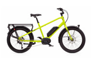 Benno Boost E 10D Electric Bike - Neon Yellow