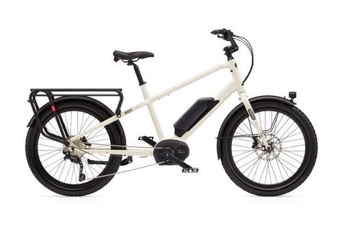 Benno Boost E 10D Electric Bike - Putty Gray