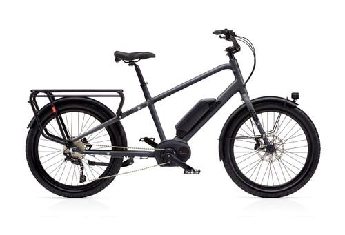 Benno Boost E 10D Electric Bike - Matte Anthracite Gray