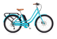 Benno eJoy Electric Bike - Capri Blue