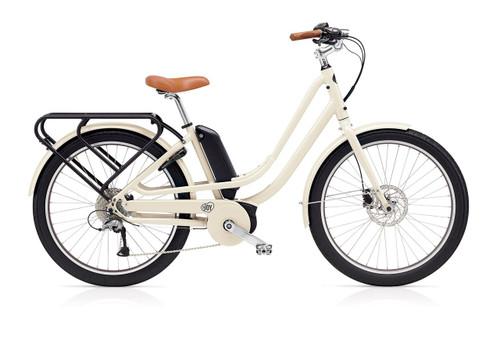 Benno eJoy Electric Bike - Angora White