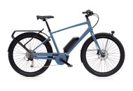 Benno eScout Electric Bike - Alaska Blue