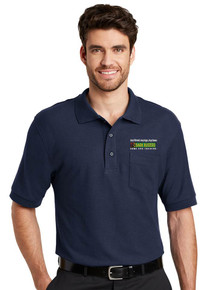 PA Men's Silk Touch Polo With Pocket - BB