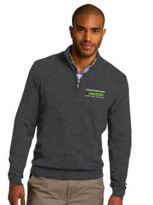 Port Authority 1/4 Zip Sweater - BB