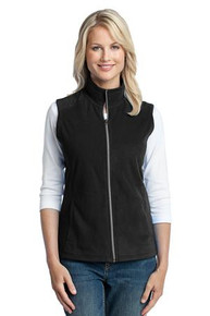 Port Authority Ladies Microfleece Vest