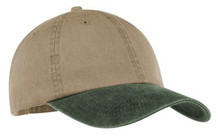 Port & Company -Two-Tone Pigment-Dyed Cap